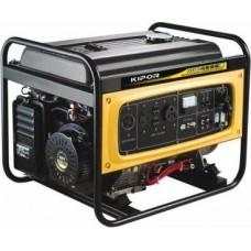 Benzininis KIPOR generatorius KGE4000X