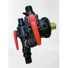 Daugiafunkcinis cheminis (skystoms trąšoms) CTH30 varomas hidro varikliu