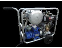 Dyzelinis/elektrinis melžimo agregatas MOTECH GPV200