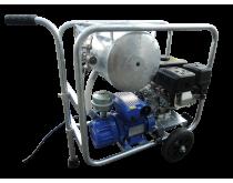 Benzininis/elektrinis melžimo agregatas MOTECH GPV200