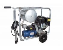 Benzininis/elektrinis melžimo agregatas MOTECH PM3