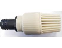 Atbulinis vožtuvas žarnai, 75 mm