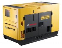 Dyzelinis KIPOR elektros generatorius KDE13SS3