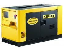 Dyzelinis KIPOR elektros generatorius KDE16STA3