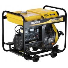 Dyzelinis KIPOR elektros generatorius KDE6500E