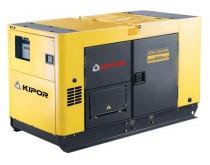 Dyzelinis KIPOR elektros generatorius KDE60SS3