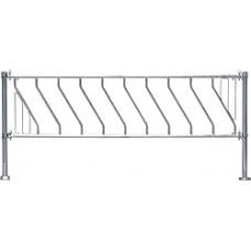 Diagonalinės tvoros  pagal individualius užsakymus