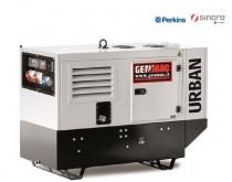 Dyzelinis GENMAC elektros generatorius G10PS