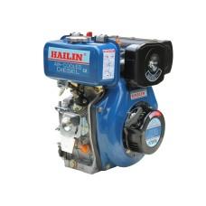 Dyzelinis variklis HAILIN HL170FAE su el. starteriu