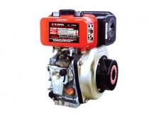 Dyzelinis variklis KAMA KM173FE su el. starteriu