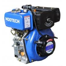 Dyzelinis variklis MOOTECH MT170FAE su el. starteriu