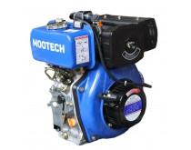 Dyzelinis variklis MOOTECH MT178FAE su el. starteriu